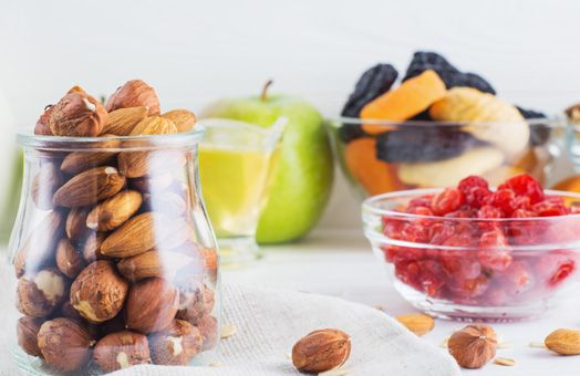 5 great office snacks