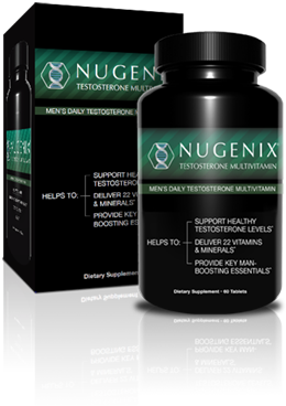 Bottle of Nugenix Multivitamin