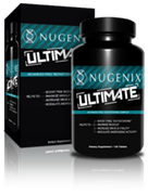 Bottle of Nugenix<sup>&reg;</sup> Ultimate