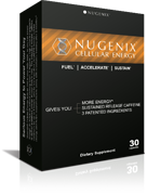 Bottle of Nugenix<sup>&reg;</sup> Cellular Energy